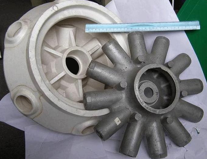 Отливки чугунные- заготовки для дальнейшей механической обработки, габариты: по согласованию с заказчиком. масса до 5000 кг.