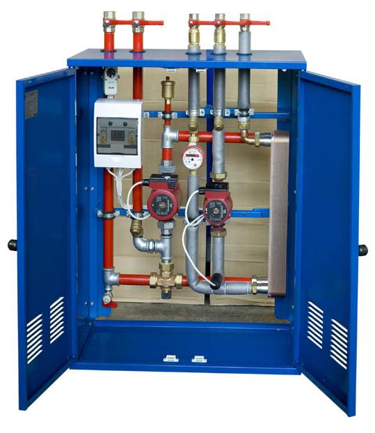 Установки приготовления горячей воды настенные УГВнс90, УГВнс150, УГВнс200, УГВнс250 предназначены для приготовления горячей воды для потребления.