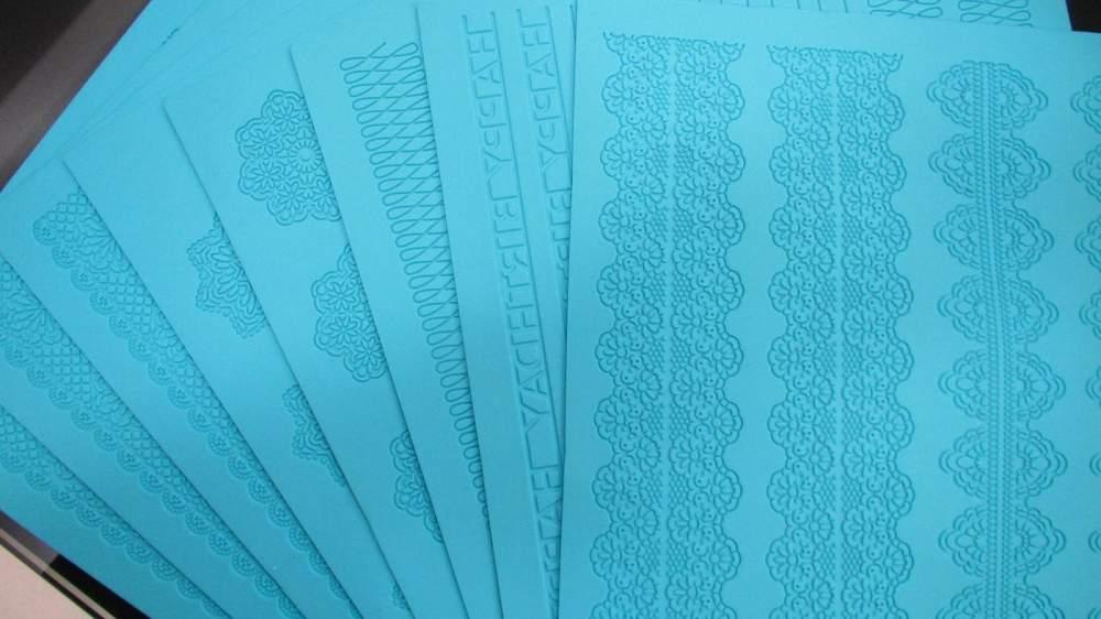 Купить Силиконовые коврики для АЙСИНГА