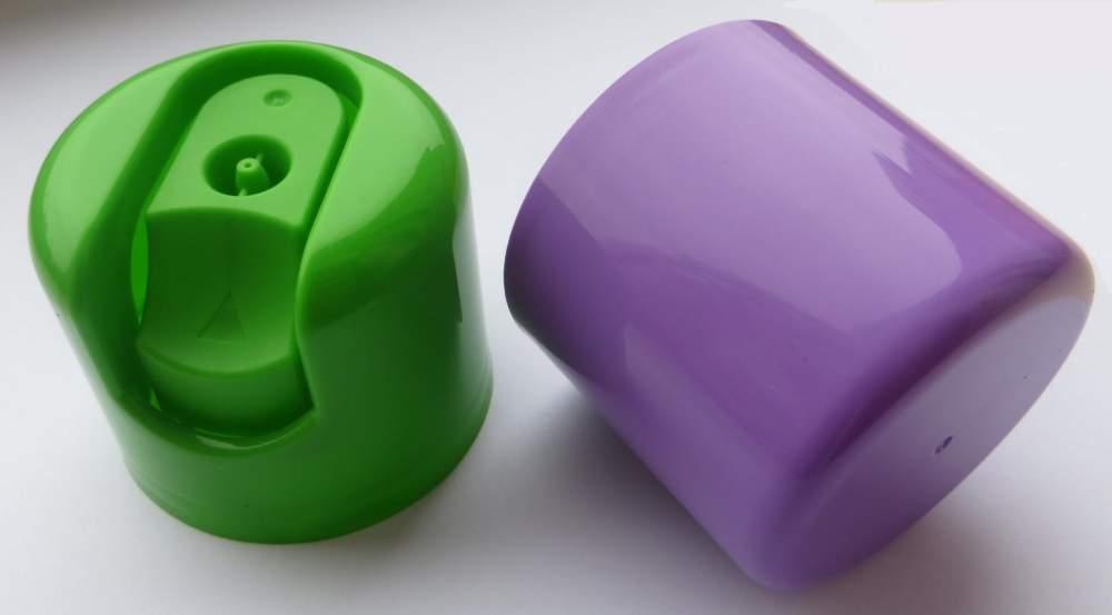 Buy Goryachekanalny compression mold for an aerosol cover