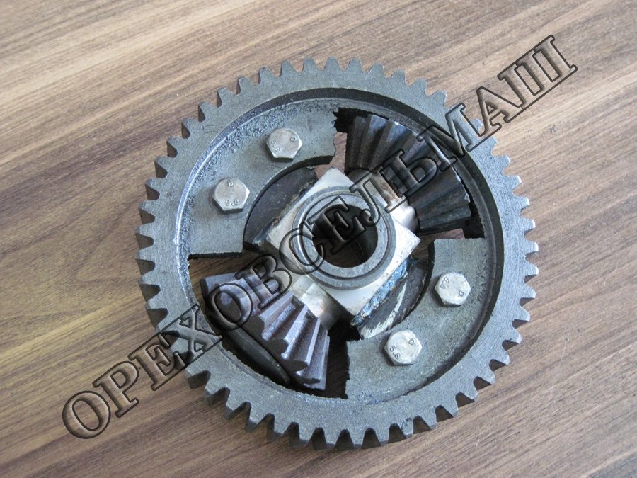 Buy ZM-60 Z-50 self-feed reducer gear wheel assembled
