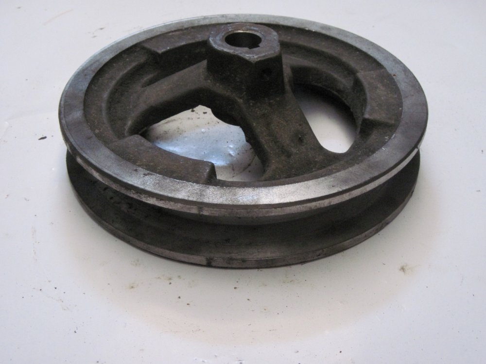 Buy ZM-60 course reducer pulley 280mm ZP 07.103
