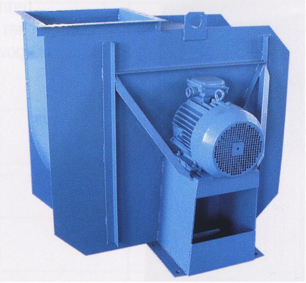 Buy Smoke exhausters DN-3.5, DN-6.3, DN-8, DN-9, DN-10, DN-11.2, DN-12.5.