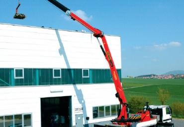 Buy To buy the telescopic crane, the Telescopic crane, the Telescopic Lviv crane the price