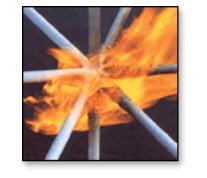 Купити Вогнезахист для сталевих конструкцій;двокомпонентний захист від вогню й корозії Вогнезахисний склад Sika® Unitherm® (Унитерм)