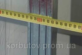Профиль UW-50 (0,40 mm) (3м,4м)  Украина