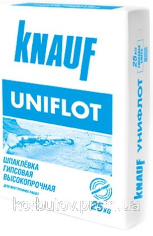 "Шпаклевка ""UNIFLOTT"" KNAUF"