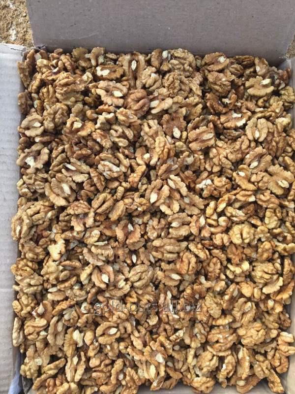 Купить Грецкий орех Бабочка (пшеница):85-90%половинок