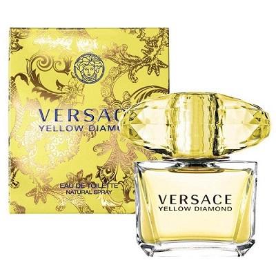 Купити Versace Yellow Diamond (Версаче Еллоу Даймонд).