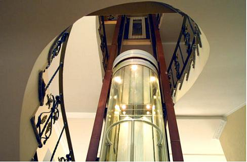Лифты панорамные