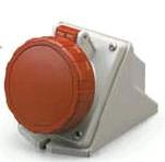 Купить Розетки наружной установки промышленные серии Eureka IP67 Угловой корпус