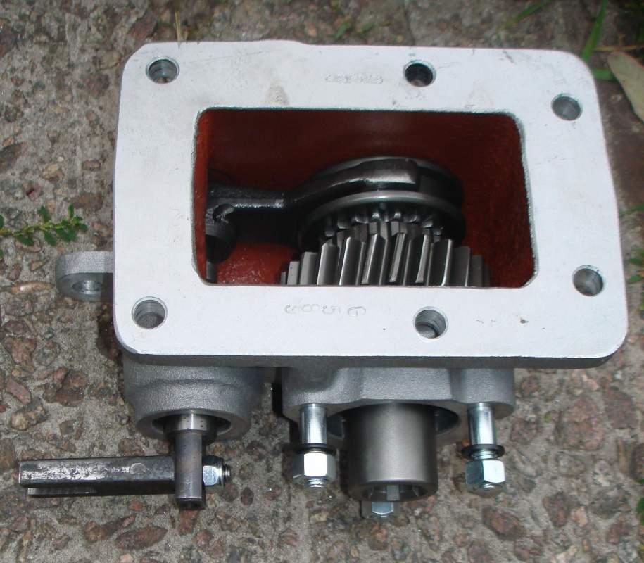 Box of selection of power of Hyundai , Mitsubishi