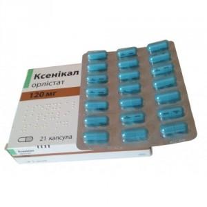 Ксеникал - таблетки для похудения: цена и отзывы врачей