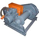 Лебедка электрическая монтажная ЛМ-2