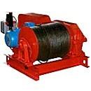 Лебедка электрическая тяговая ТЭЛ-2