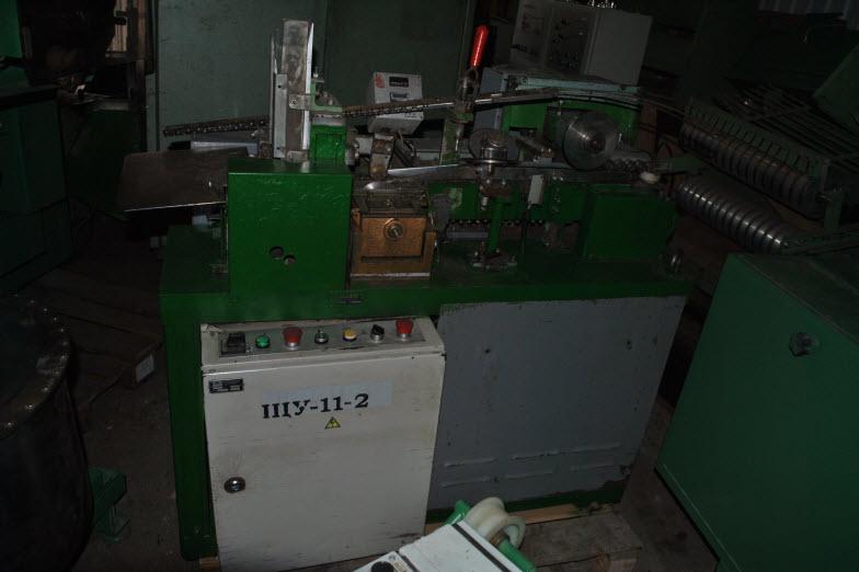 Линия для производства спичек KL-4