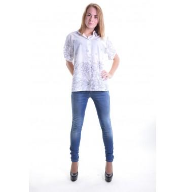Рубашка женская XSA-1010-033