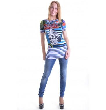 Туника женскаяXSA-1010-029