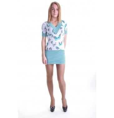 Платье женское BluetowerXSA-1010-027