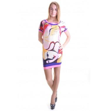 Платье женское CINEMADONNA XSA-1010-025