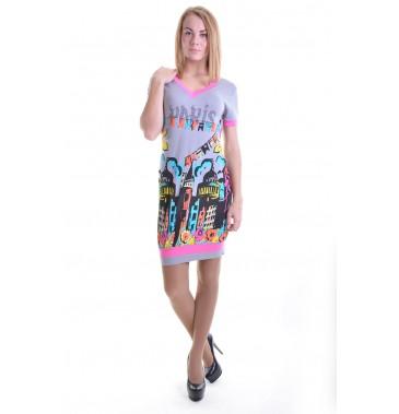 Платье женское CINEMADONNA XSA-1010-018