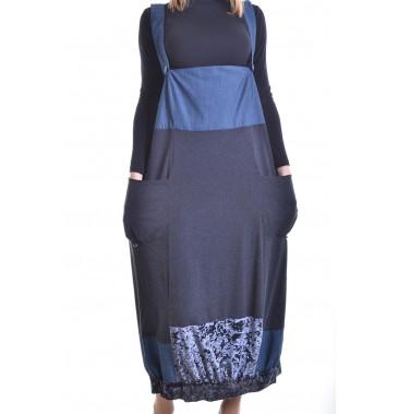Комбез юбка Darkwin XSA-1010-055