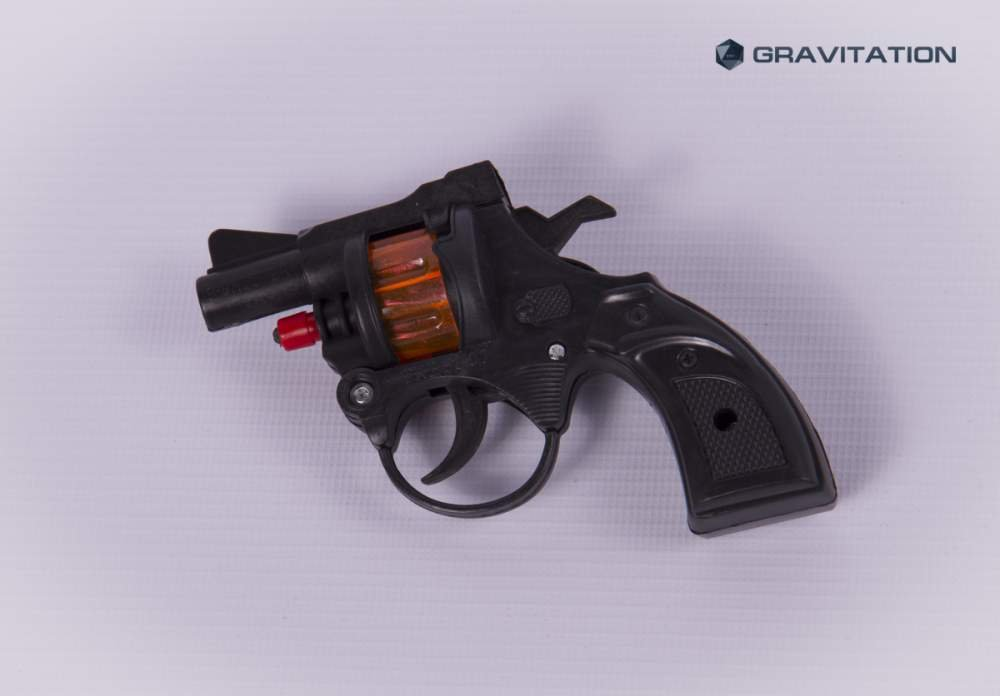 Оружие для пистонов Пугач