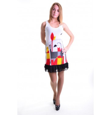 Купить Платье Sabra XSA-1010-079