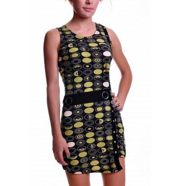 Платья сарафан 4141-GREEN