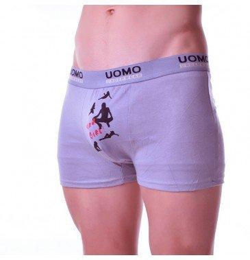 Трусы мужские боксеры UOMOG-628Артикул: G-628