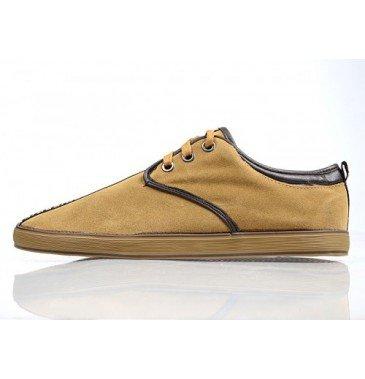 Туфли мужские повседневные Casual Style TM BIKKED-579-ORANGEАртикул: D-579-ORANGE