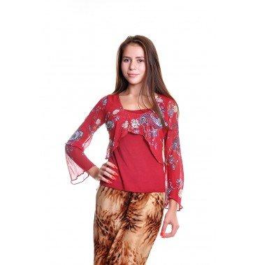 Кофта блуза женскаяSAZ-1508-7