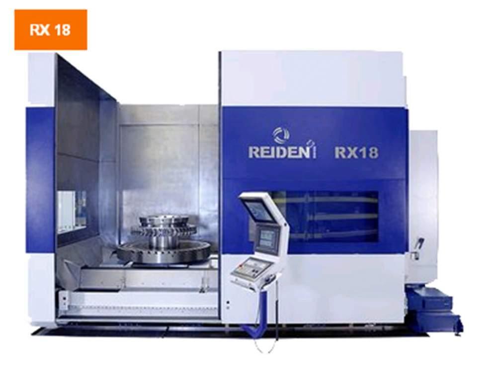 Купить Станок фрезерный 5-координатный REIDEN RX 18