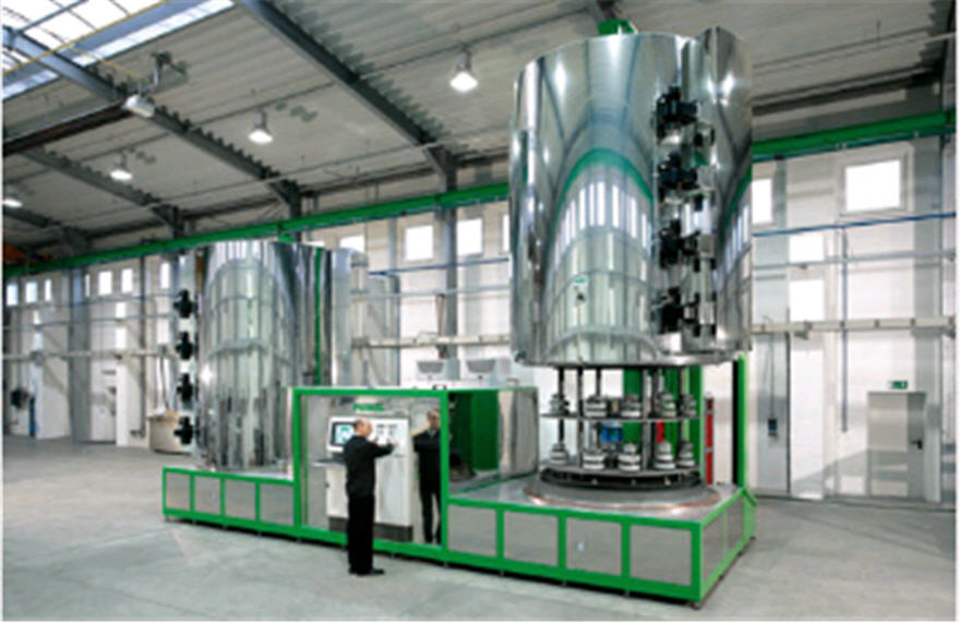 Buy Tandem installation for PulsPlasma® of nitriding and oxygenating