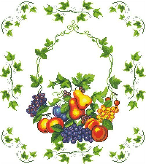 Buy Napkin for embroidery of SB-004