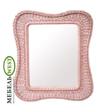 Buy Wattled products, Mirror from a rod