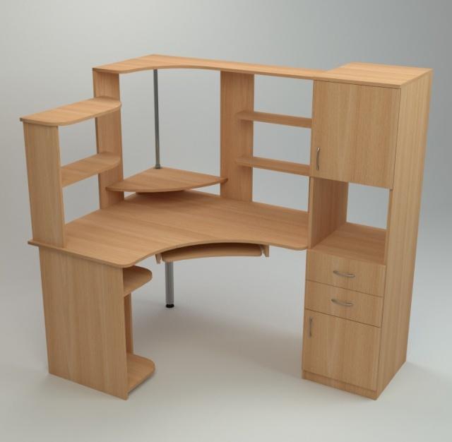 Buy Table computer angular SU-12 to buy a desk in Ukraine