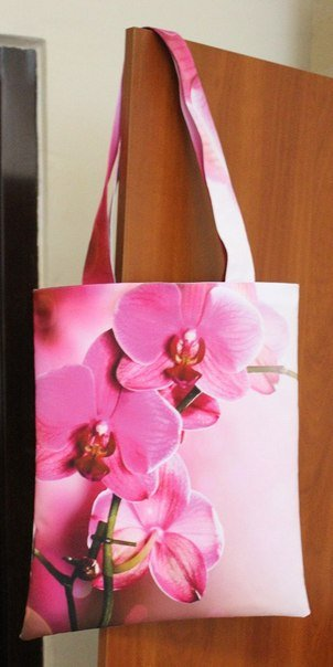 Сумка женская текстильная,  сумка летняя