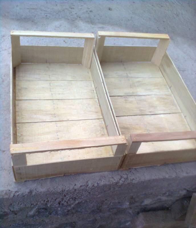 Купить Ящики деревянные для вишни
