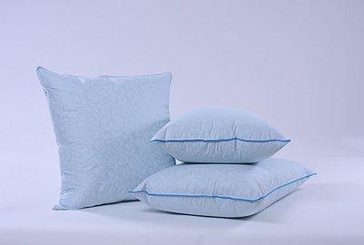 Перьевая подушка 70x70, 5% пух