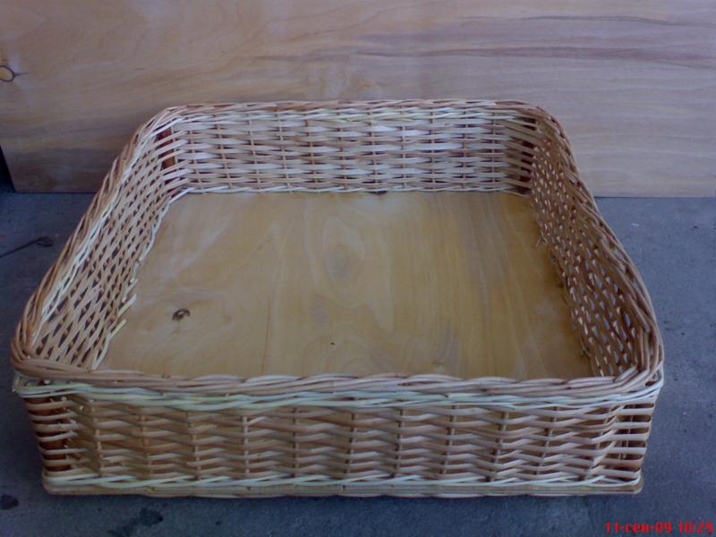 Короб плетеный 400х400 Н100(мм) ДФЛЗ