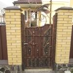Купить Кованная калитка купить Киев, кованная калитка цена Киев