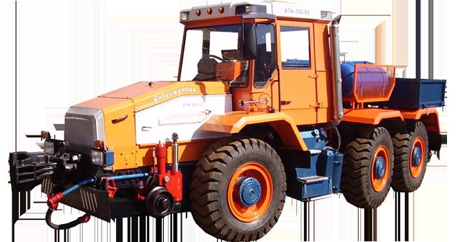 Купить Мотовоз маневровый ММТ-3 на базе трактора ХТА-300