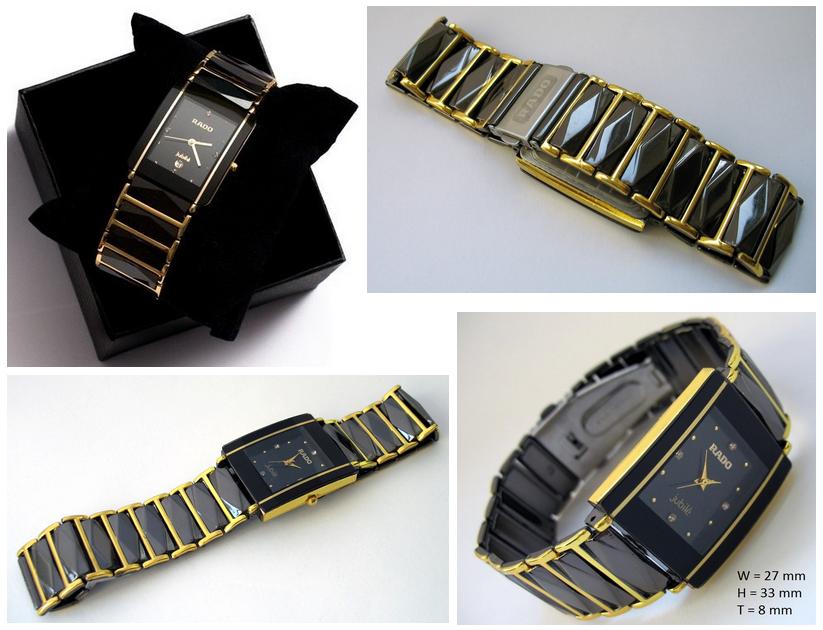 ОПТОМ! Мужские часы Rado Jubile + Коробочка в Подарок! от 10 штук ... 83db4901004