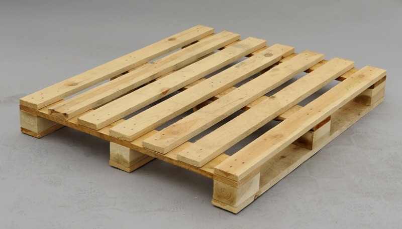 We take the order for production of pallets of europallets wooden