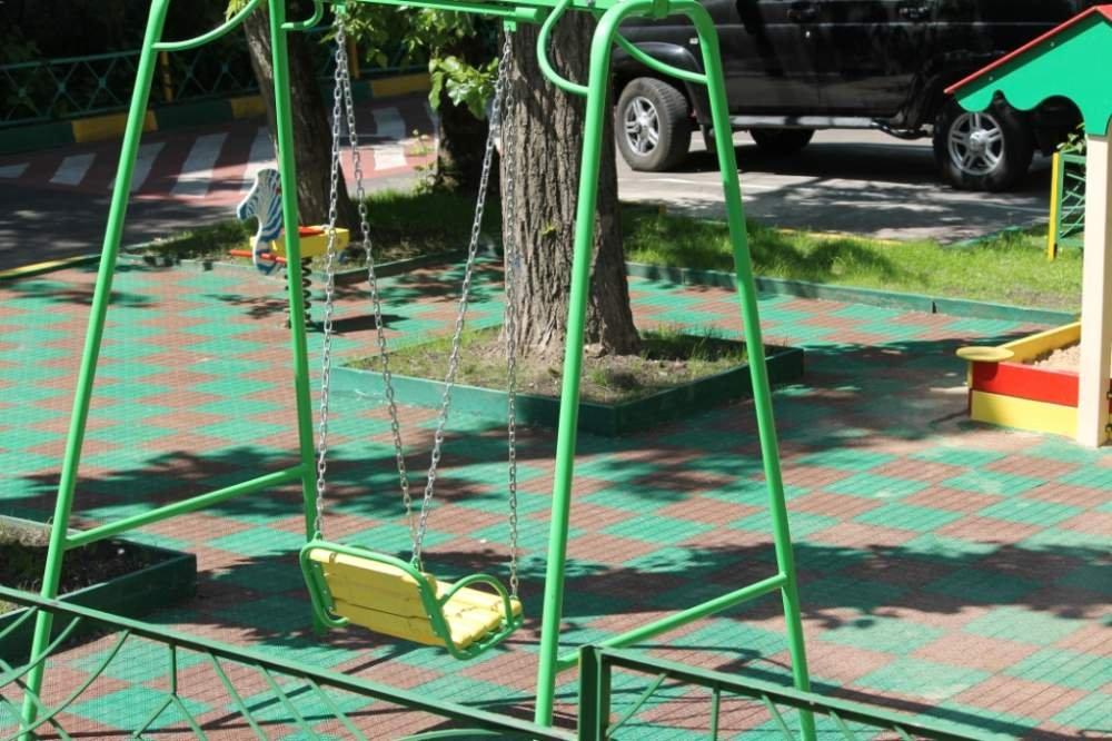 Купить Покриття для дитячих майданчиків