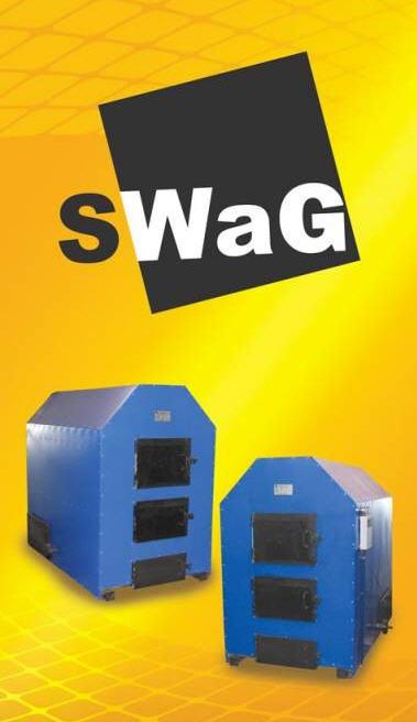 Купить Котел промышленный SWaG