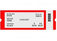 Купить Термо бумага 220 г/м2 (в рулонах) для производства билетов с переменной информацией.