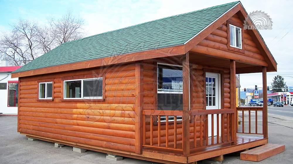 Блок хаус сосновый цельный 34 мм х 106/146/186 мм х 2,0-2,8 м