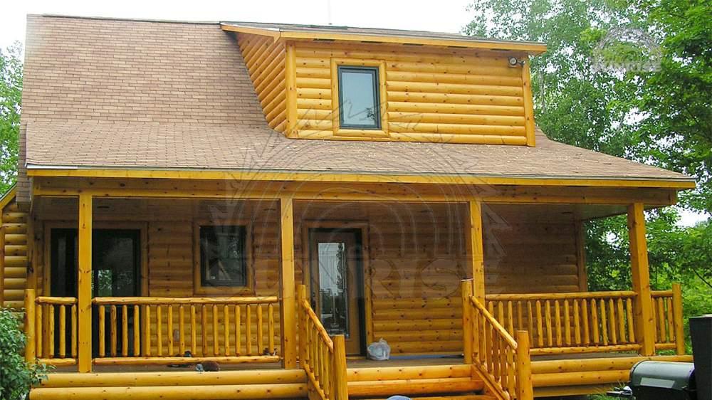 Блок хаус сосновый цельный 50 мм х 160 мм х 2,85-4,5 м